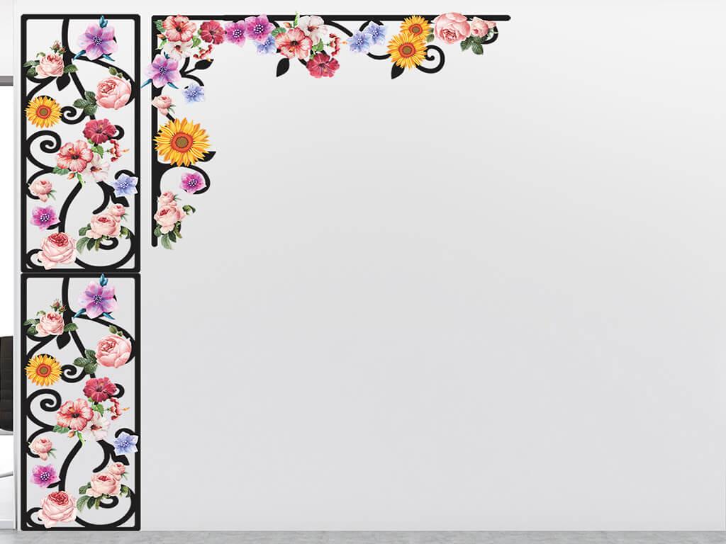 sticker-suport-cu-flori-colorate