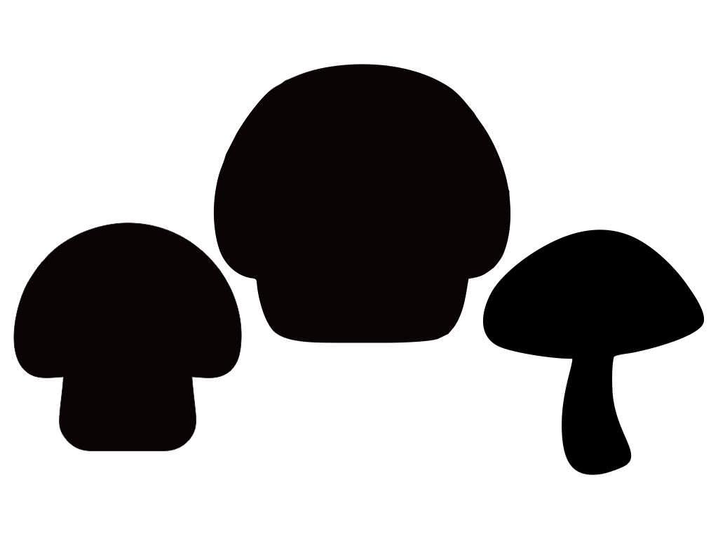 sticker-tabla-de-scris-ciuperci-5573