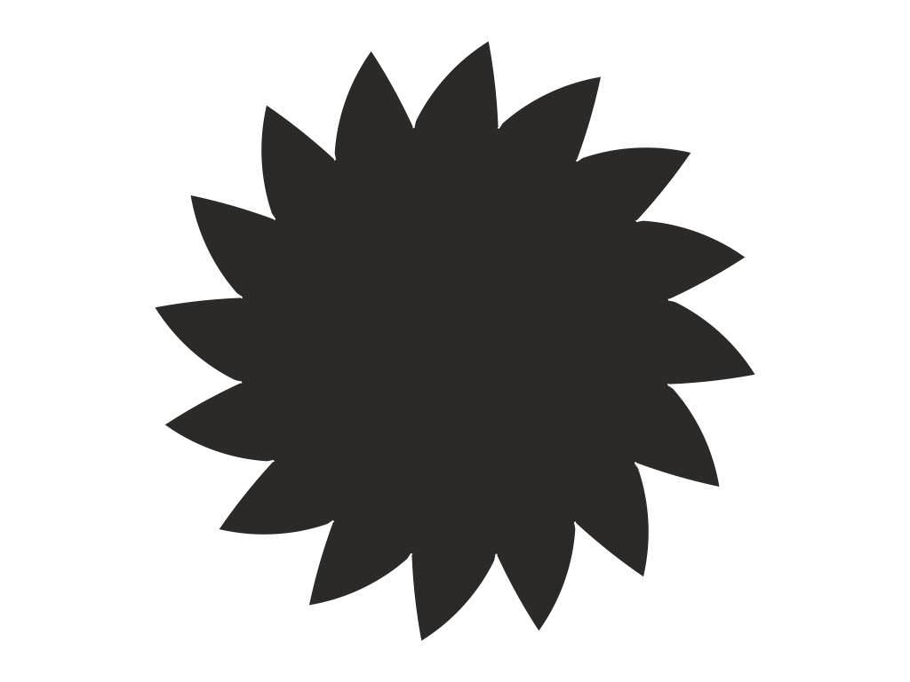 sticker-tabla-de-scris-floare-8745