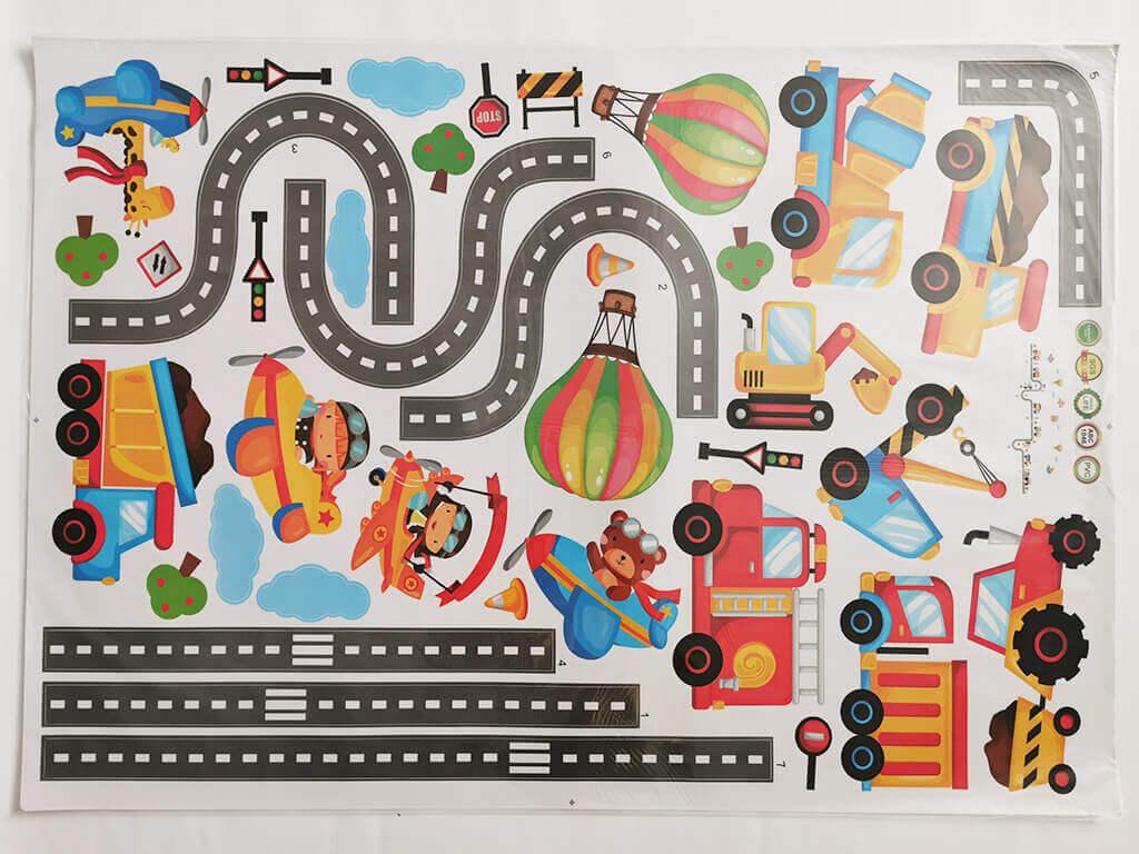 stickere-masini-camioane-avioane-colorate-pentru-copii