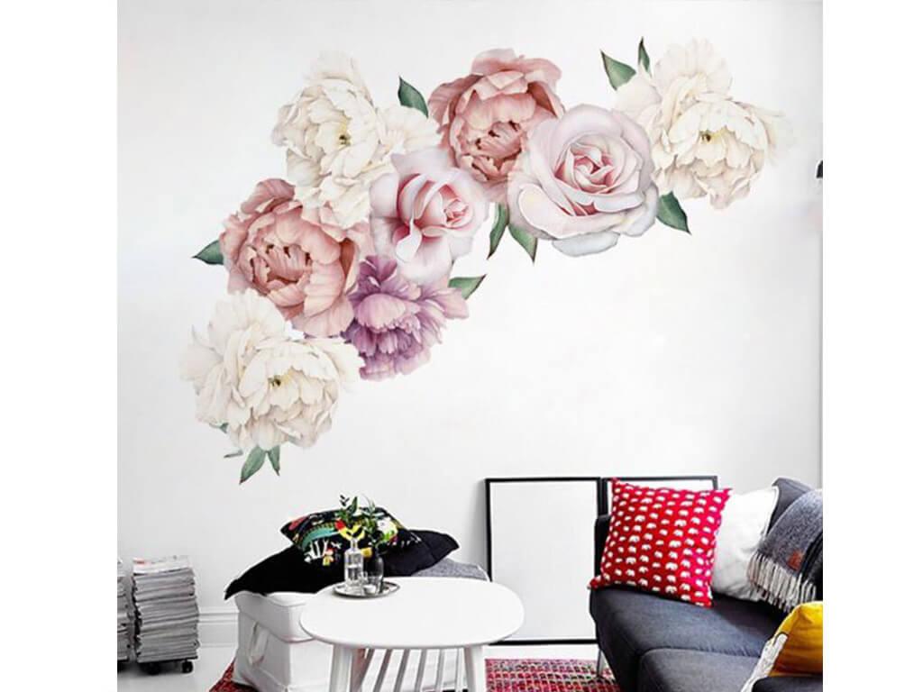 stickere-florale-folina-bujori-si-trandafiri-roz-pastel-3098