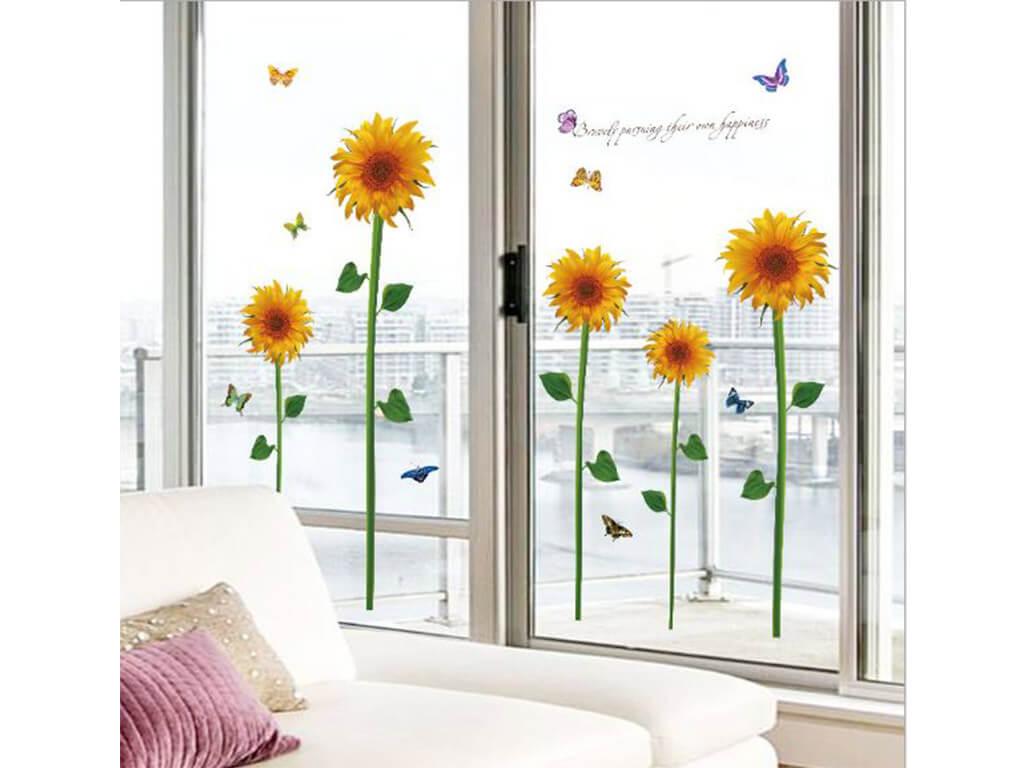 stickere-geam-floarea-soarelui-9198