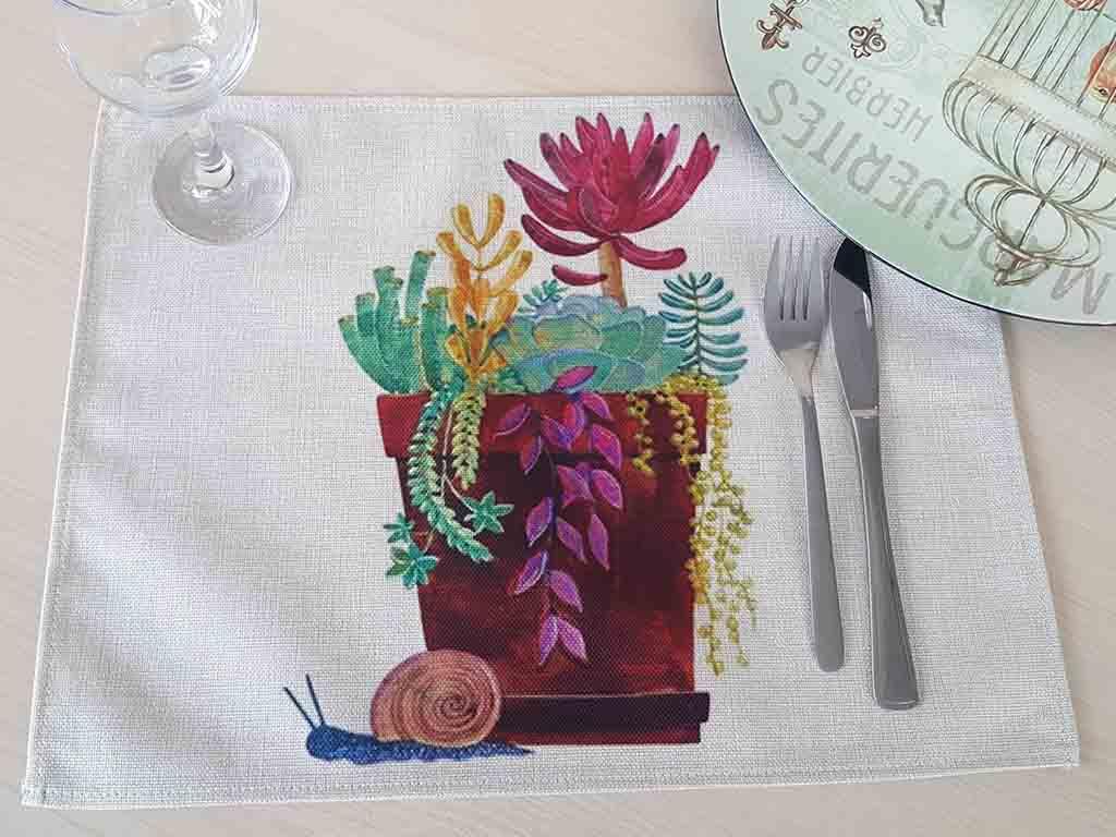 suport-farfurie-textil-imprimat-floare-7421