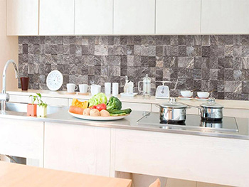 Autocolant perete backsplash Tiles Wall, Dimex, 60x350 cm