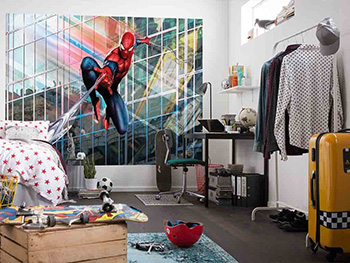 Fototapet Spider Man Rush
