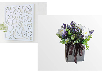 Pachet decor White Frame