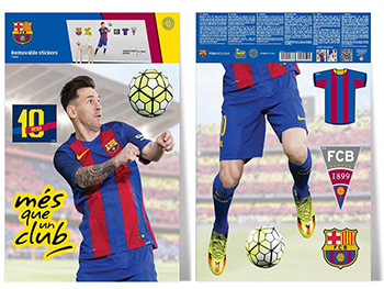 Sticker Messi