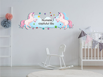 Sticker copii Unicorni