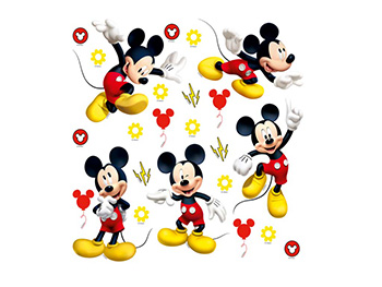 Sticker Mickey Mouse Joy