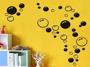 Sticker perete Bubbles
