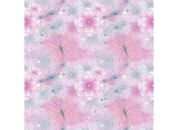 Tapet Magic, AGDesign, model floral roz, 0.53x10 metri